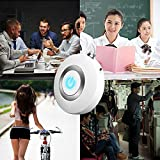 WOOLALA Personal Air Purifier Necklace Negative Ion