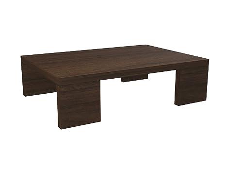 Salotto Moderno Legno : Tavolino alto di servizio in legno in stile moderno da salotto