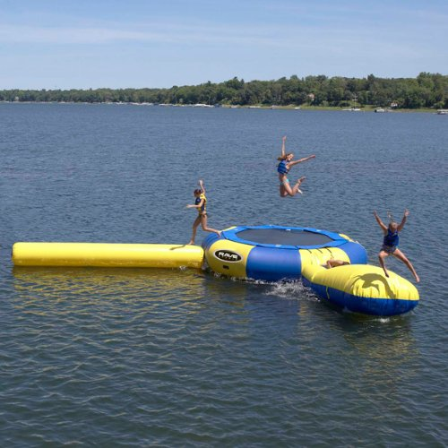 (RAVE Sports Aqua Jump Eclipse 20' Water Park)