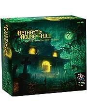 Betrayal At House On The Hill - Bordspel - Vol met angst, spoken en verraad - Voor de hele Familie - Taal: Engels
