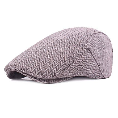 Gorra Sombrero de Vendedor de periódicos Unisex Ajustable Gorra ...