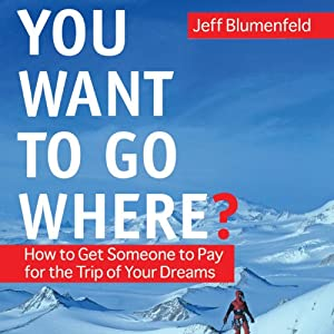 You Want To Go Where? Audiobook