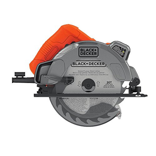 Black-Decker-BDECS300C-13-Amp-Circular-Saw-with-Laser