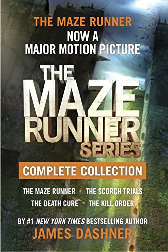 Download The Maze Runner Series Complete Collection Maze