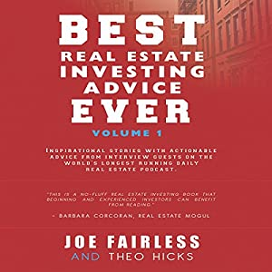 Best Real Estate Investing Advice Ever, Volume 1 Hörbuch