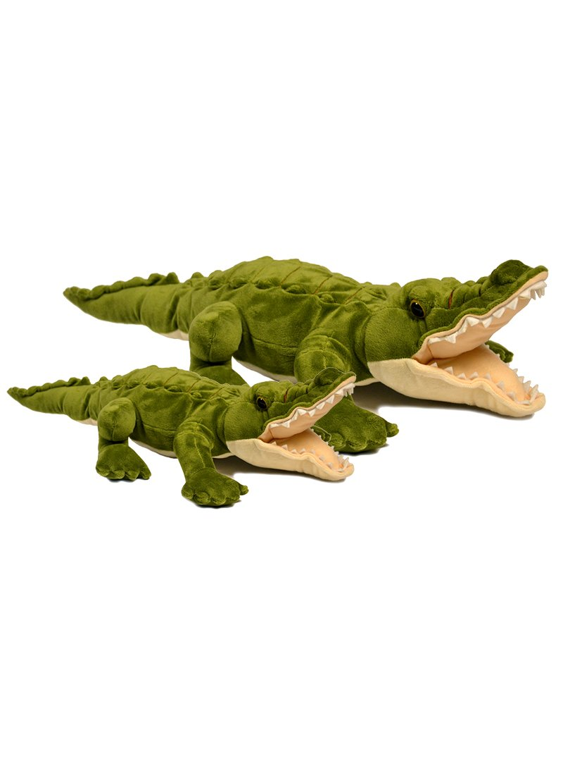 Baberoo Soft Plush Stuffed Animal Children's Toy Alligator, 15 Inches by Baberoo (Image #2)