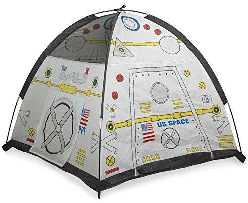 Space Module Play Tent (Love Kid Pacific Play Kids Space Module Dome Tent 40250 w/ Carry Case NEW)