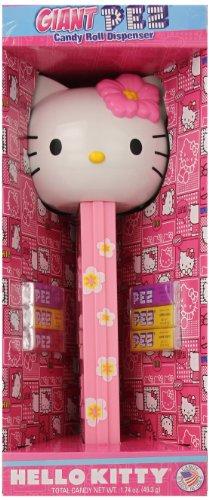 PEZ Giant Hello Kitty Candy, 1.43 Pound -
