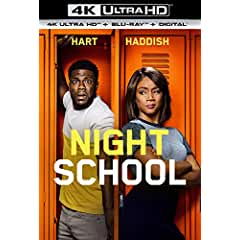 NIGHT SCHOOL arrives on Digital Dec. 11 and on 4K, Blu-ray, and DVD Jan. 1 from Universal