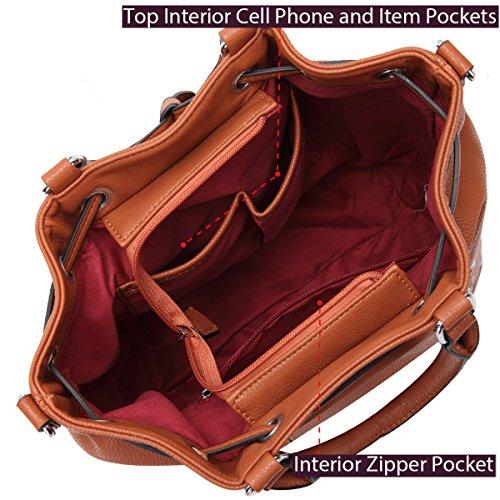4273bb0494d07 MKP Collection Designer Hobo bag Shoulder handbag