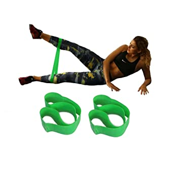 PhysioRoom Bandas de Resistencia Mediana - Pack de 2 ...