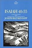 Isaiah 40-55, Joseph Blenkinsopp, 0385497172