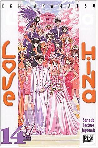 Livres gratuits en ligne Love Hina, tome 14 pdf