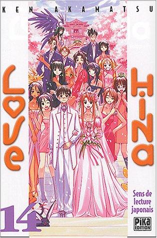 Download Love Hina, tome 14 pdf epub