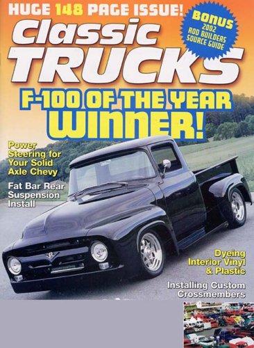 classic trucks amazon com magazinesPower Steering For 195356 F100s Classic Trucks Magazine #16