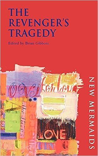 Book The Revenger's Tragedy (New Mermaids) (2007-09-01)