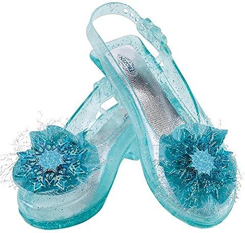Disney's Frozen Elsa Shoes Girls Costume, One Size Child (American Horror Story Box Set)