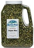 Harmony House Foods, Dehydrated Jalapenos (22 oz, Gallon Size Jug)