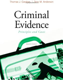Criminal evidence principles and cases thomas j gardner terry m criminal evidence principles and cases fandeluxe Gallery
