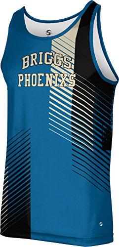 ProSphere Men's Briggs High School Hustle Performance Tank (XXXX-Large)