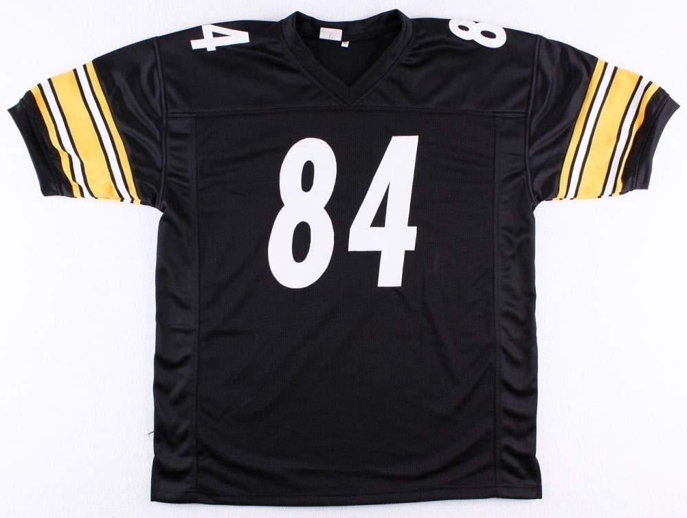 quality design 9ae71 7790b Antonio Brown Autographed Signed Steelers Jersey Memorabilia ...