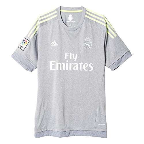 Adidas Mens Real Madrid Away Replica Soccer Jersey Large