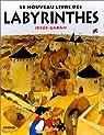 Le nouveau livre de labyrinthes par Gabán
