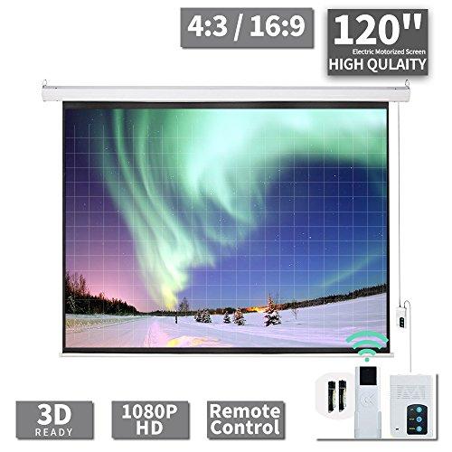 projector control panel - 5