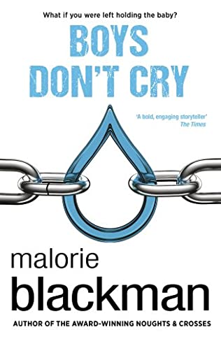 book cover of Boys Don\'t Cry