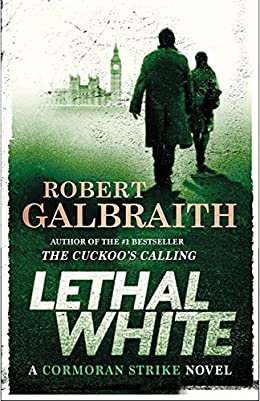 Jk Rowling New book - Lethal white