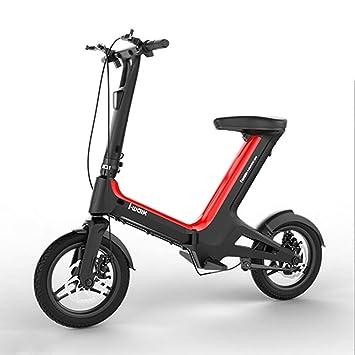 XPZ00 Eléctrico Plegable Coche Smart Scooter Smart Plegable Bicicleta Eléctrica Bicicleta