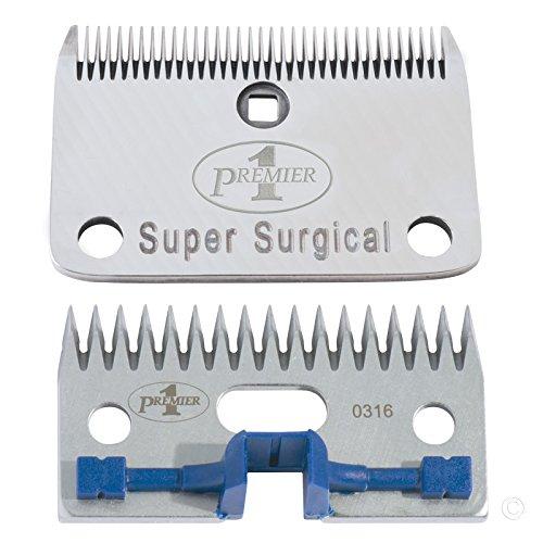- Premier Super Surgical Clipping Blade Set
