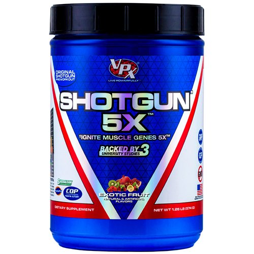 Vpx - Shotgun 5X Exotic Fruit 28/S