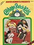 Cabbage Patch Kids Christmas No - Sew Crafts #8052 (Patterns Ready-to-Cut)