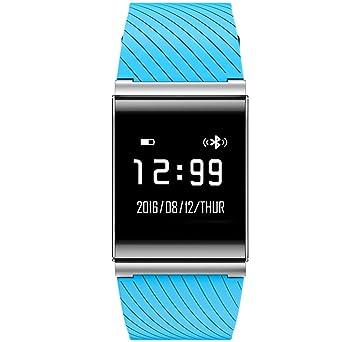 X9 Plus Smart Pulsera Activity Tracker Heart Rate Monitor Blood ...