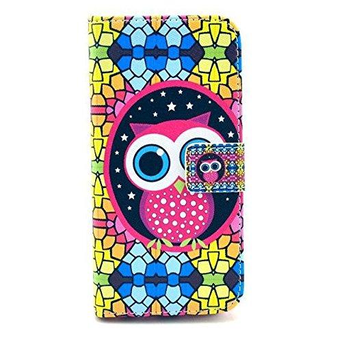 Monkey Cases® iPhone 6 Plus 5,5 Zoll - Flip Case - EULE - cover - Matt - Premium - original - neu - Tasche #2
