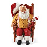 Department 56 Possible Dreams Santas Updating St. Nick Figurine