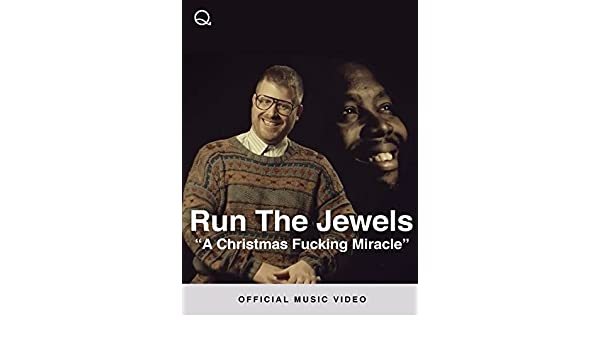 Amazon.com: Run The Jewels - A Christmas F*cking Miracle (Official ...