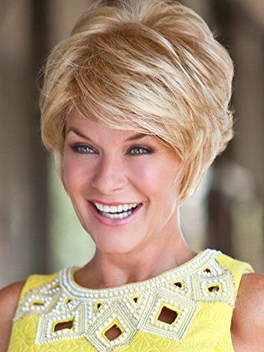 Vivacious Wig by Toni Brattin Straight Razor Pixie Cut Ad...