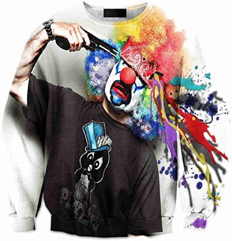 WLZQ Suéter con Capucha para Hombre Suéter Informal De Color para Hombre Chaqueta De Manga Larga para Hombre Sudadera