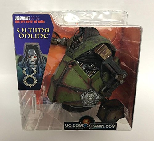 Juggernaut SPAWN Ultima Online action figure equal parts warrior and - Online Ultimo