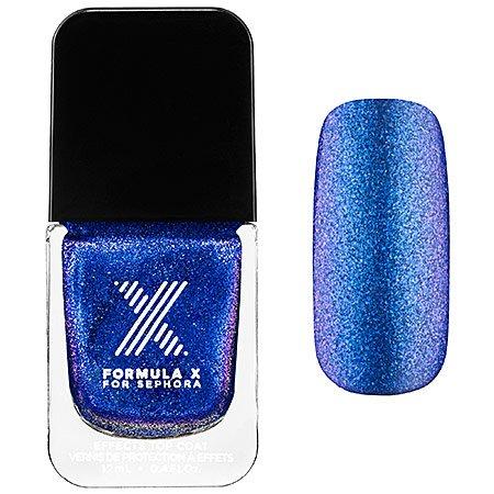 Nail Polish Transformers Top Coats Formula X for Sephora 0.4 Oz Kaleidoscope - Violet (Sephora Top Coat)