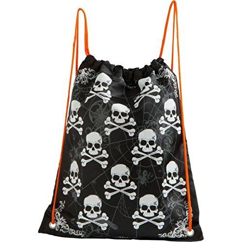 Halloween Skull Backpack by Amscan