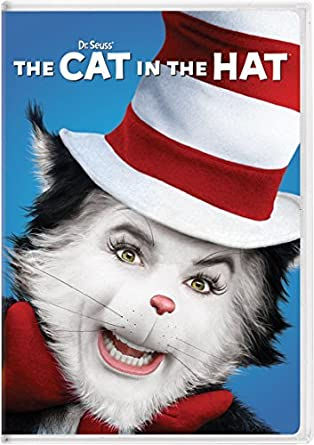 1822a32d Amazon.com: Dr. Seuss' The Cat in the Hat (New Artwork) by Mike ...