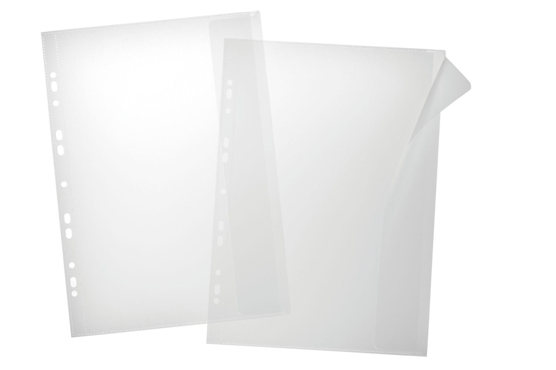 Pagna - Buste portadocumenti per cartellette Pagna, confezione da 5, 215 x 330 mm, trasparente Pagna Papierverarbeitung Gnadau GmbH & Co. KG 30601-19