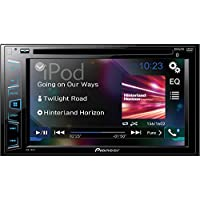 Pioneer AVH-291BT Multimedia DVD Receiver with Bluetooth