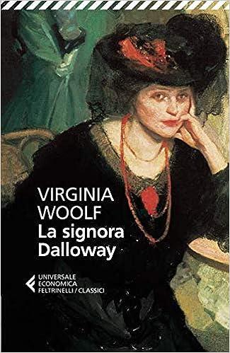 WoolfNFusini Libri Amazon Dalloway itLa Signora Virginia yv0wn8OmNP