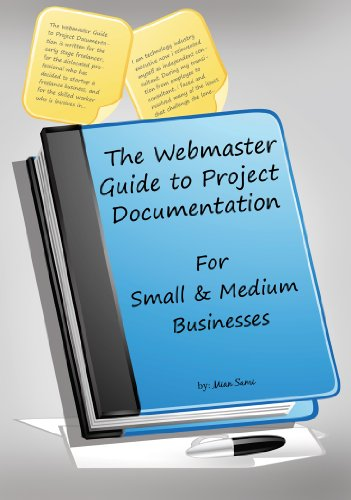The Webmaster Guide to Project Documentation – For Small & Medium Businesses