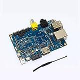 Original Banana Pi M1 A20 Dual Core 1GB RAM Open-source development board single board computer raspberry pi compatible
