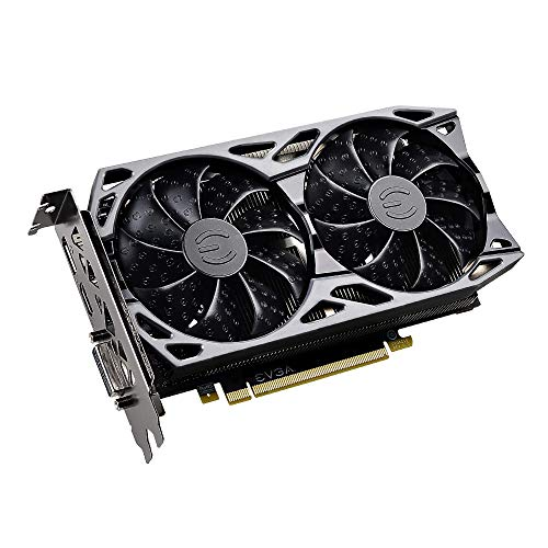 EVGA GeForce RTX 2060 KO Ultra Gaming, 06G-P4-2068-KR, 6 GB GDDR6, Dual Fans, Metal Backplate
